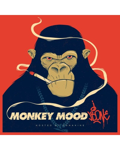 CD : Monkey Mood JBONE