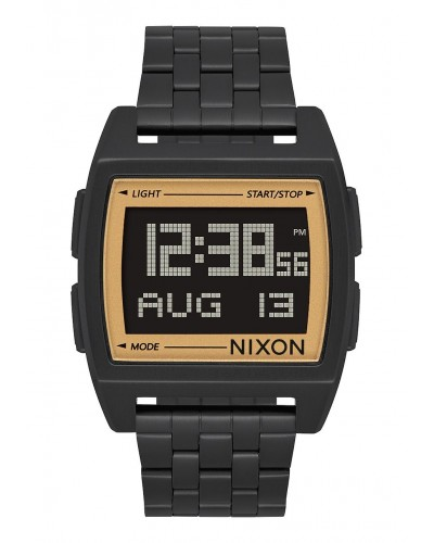Nixon : Base All Black/Gold