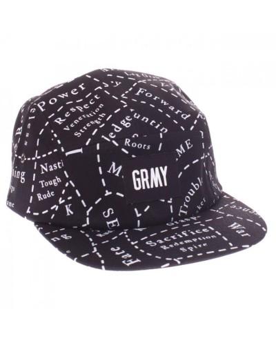 Grimey Grimeology 5Panel Black