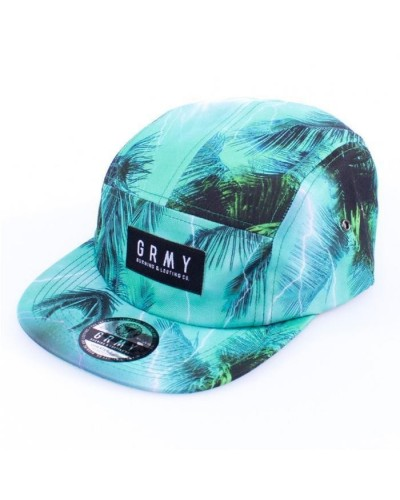 Grimey 5 Pannelli The GRMY Cap Green
