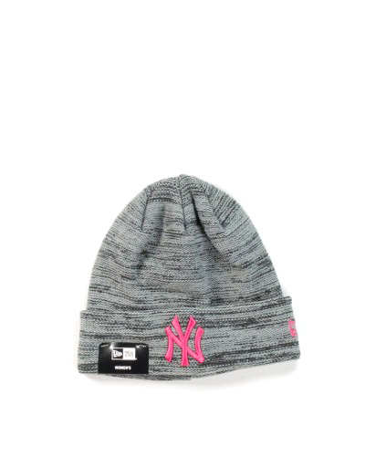 New Era Cap : MARL KNIT WMNS NEYY