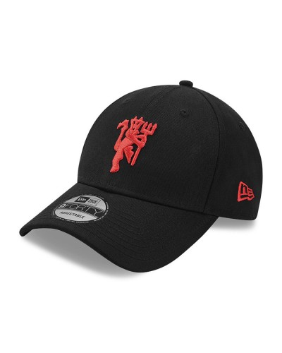 New Era Cap : Manchester 9Forty Side Patch
