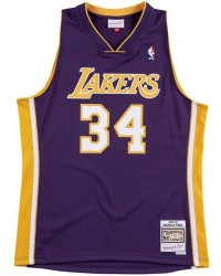 Mitchell e Ness : Shaquille O'Neal Los Angeles Lakers 1999-00 Swingman